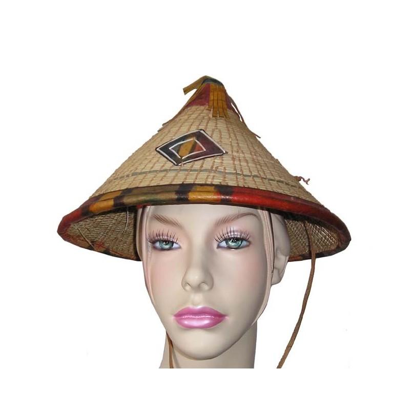 Chapeau de paille Peulh