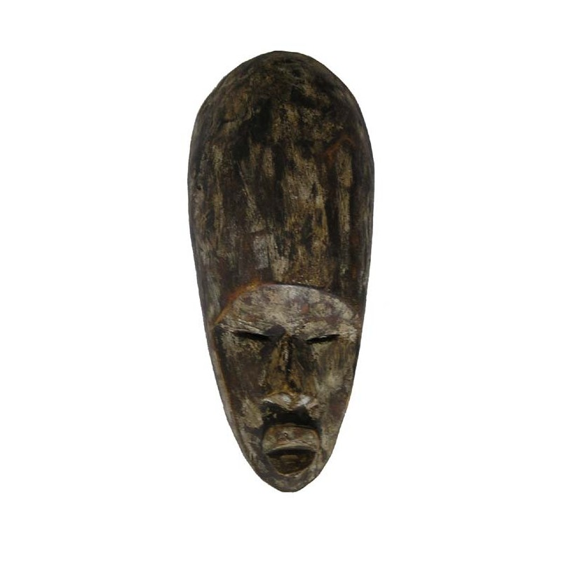 Masque de forestier passeport de Guinée