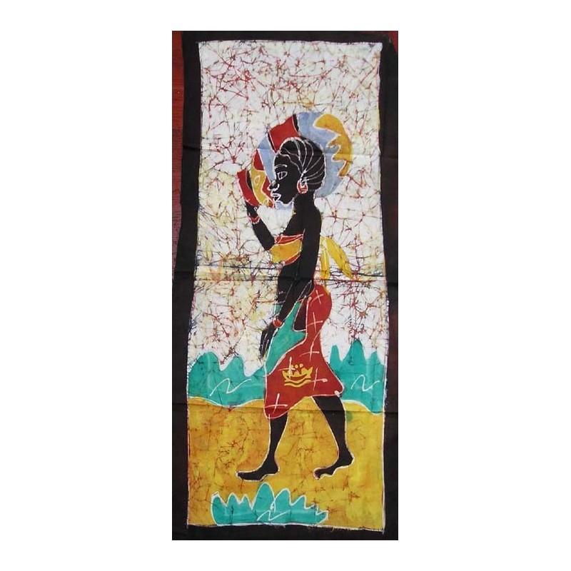 Batik de Cote d'Ivoire bande taille 2