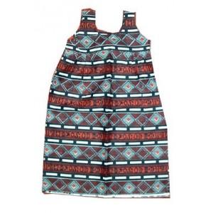 Robe enfant 3 ans Fancy-print 100% coton