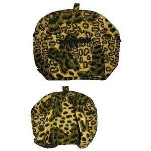 Sac à dos enfant 3 à 6 ans motif léopard