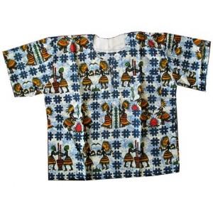Chemise fancy coton enfant 6 ans
