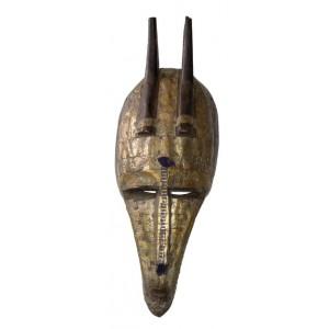 Masque Africain Bamana marka du Mali