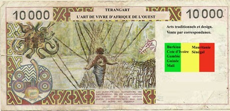 TERANG'ART L'ART DE VIVRE D'AFRIQUE DE L'OUEST